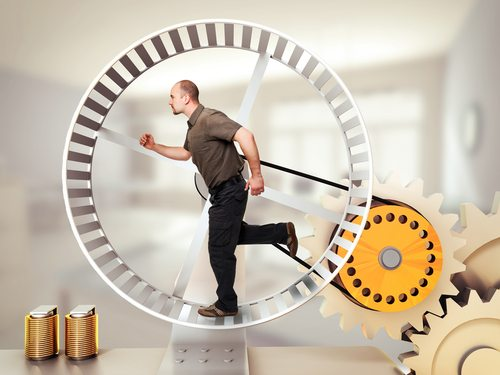 Spinning Your Wheels? How To Embrace Change To Become Unstuck